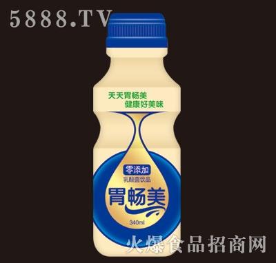 胃畅美乳酸菌饮品340ml