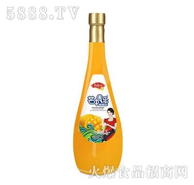 奇福记芒中寻乐芒果汁饮料1.5L