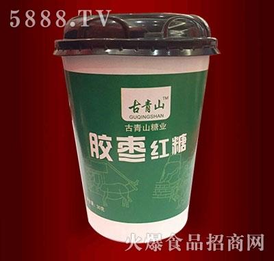 古青山枣胶红糖30g