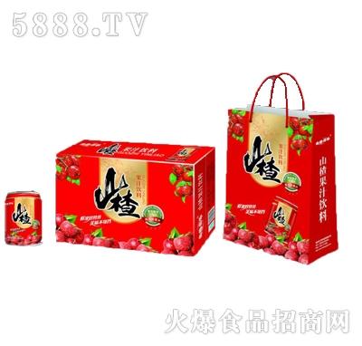 山楂果汁饮料(礼盒)