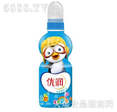 优润乳酸菌200ml(蓝)