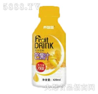 养智露芒果汁420ml