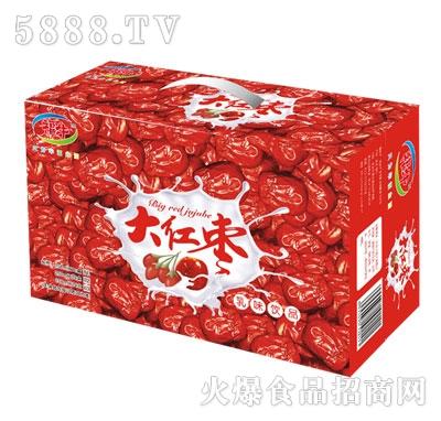 福牛大红枣乳味饮料(箱)