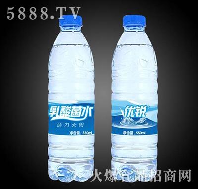 优锐乳酸菌水550ml