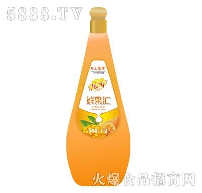 黄土高坡鲜果汇芒果汁1.5L