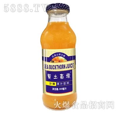 黄土高坡沙棘果汁饮料300ml