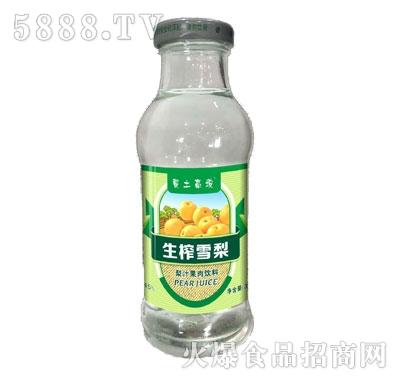 黄土高坡梨汁果肉饮料300ml