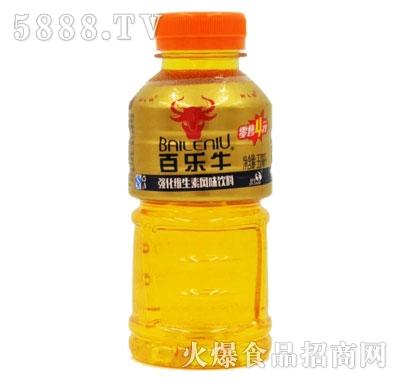 百乐牛强化维生素风味饮料(瓶)