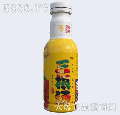 三根汤植物功能饮料瓶装450ml