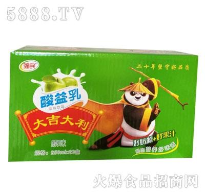 强民酸益乳乳味饮料250mlX20