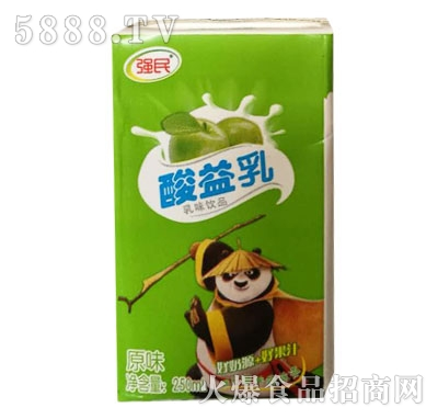 强民酸益乳乳味饮料250ml