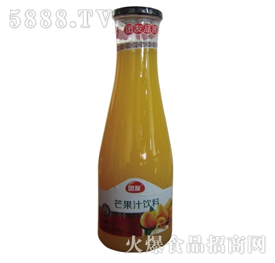 团友芒果汁饮料
