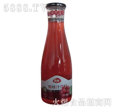团友樱桃汁饮料