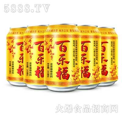 百乐福凉茶植物饮料310ml