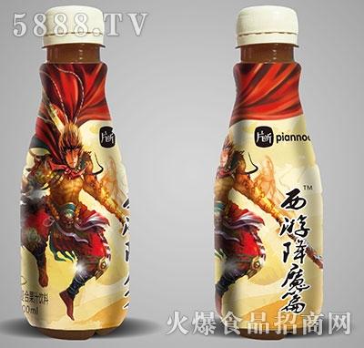 片断西游降魔篇芒果+黄桃复合果汁饮料