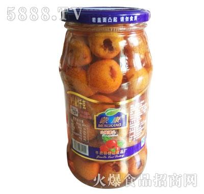 蒙康山楂罐头1kg