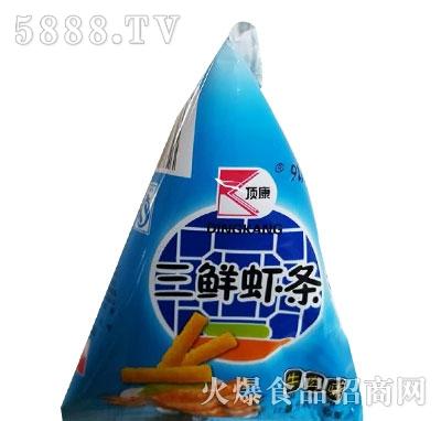 顶康三鲜虾条牛肉味(称重)