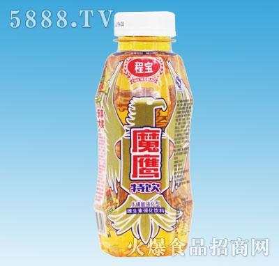 程宝魔鹰特饮维生素强化饮料330ml