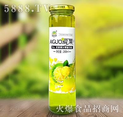 爱果柠檬醋268ml