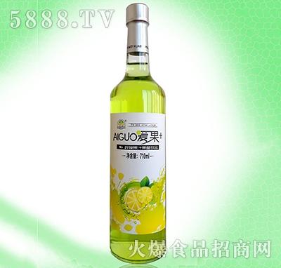 爱果710ml柠檬醋