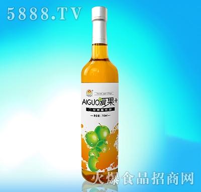爱果710ml苹果醋