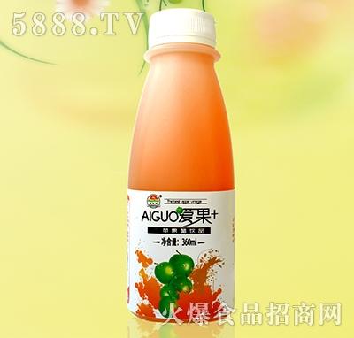 爱果360ml苹果醋