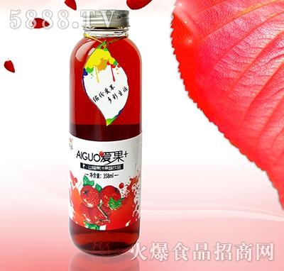 爱果358ml山楂汁