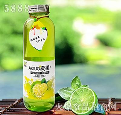 爱果358ml柠檬醋