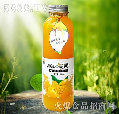 爱果358ml芒果汁