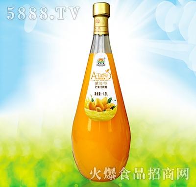 爱洛特1.5L小口芒果汁