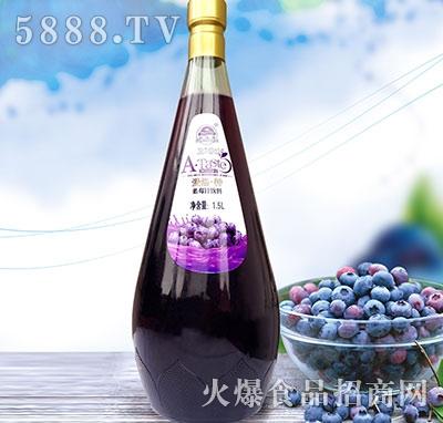 爱洛特蓝莓汁1.5L