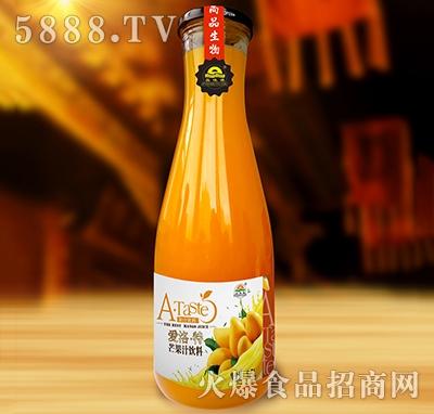 爱洛特芒果汁1.5L广口