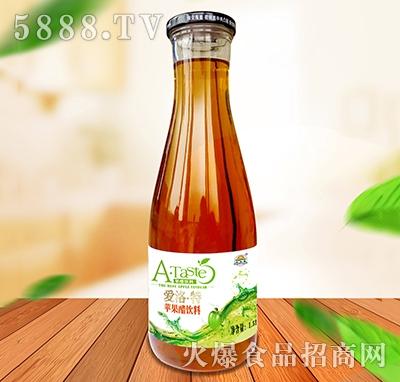 爱洛特苹果醋1.5L广口瓶