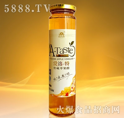 爱洛特苹果醋268ml