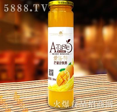 爱洛特芒果汁268ml