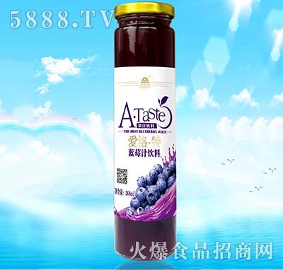 爱洛特蓝莓汁268ml