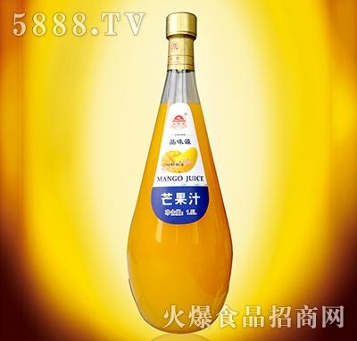 品味源1.5L小口芒果汁