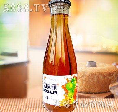 品味源苹果醋1.5L广口瓶