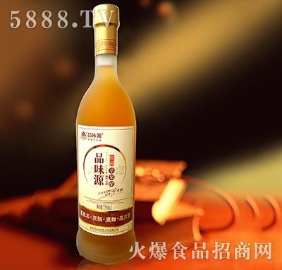 品味源窖藏苹果醋750ml