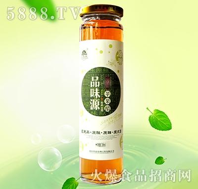 品味源窖藏苹果醋268ml
