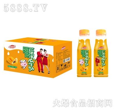 起跑线芒果木瓜牛奶420mlx15瓶
