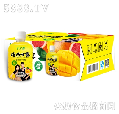 丰之源杨枝甘露果汁饮料350ml