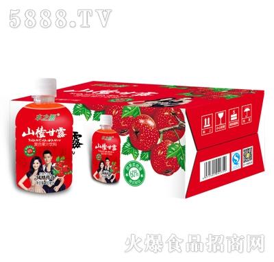 丰之源山楂甘露果汁饮料350ml