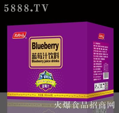 美格丝蓝莓汁饮料(箱)