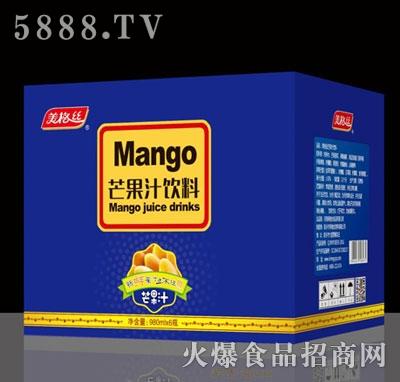 美格丝芒果汁饮料(箱)