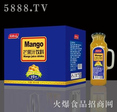 美格丝芒果汁饮料980mlX6