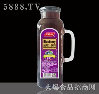 美格丝蓝莓汁饮料980ml