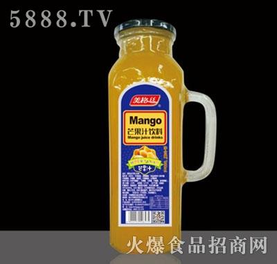 美格丝芒果汁饮料980ml