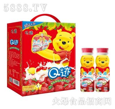 Q迹营养果味乳酸菌饮品果味