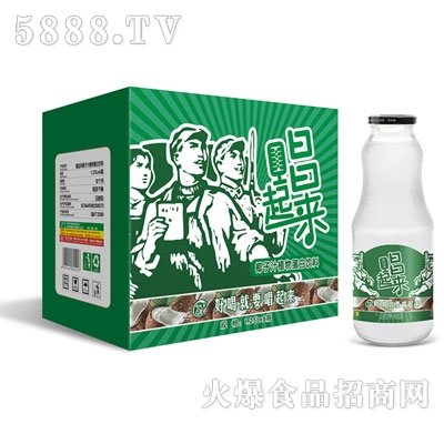 唱起来椰子汁1.25Lx6瓶